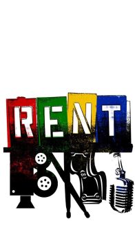 RENT poster by ClarkArts24