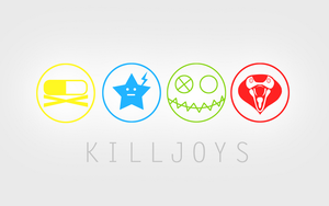 KILLJOYS by Alexx-x3