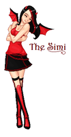 The Simi by evilpotterfan