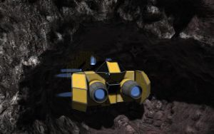 Space Engineers - Tunnel Boring Pt.1 by Shroomworks