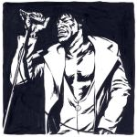 James Brown by skinygalaxier