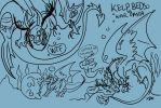 war pasta vs kelp beds by sanrixian