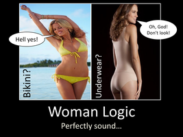 Woman Logic by Van-helsa124