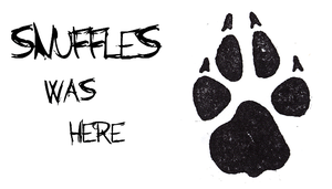 Snuffles Was Here by Harry-Potter-Addict