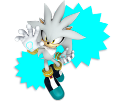 Sonic G. Silver by Silversonicvxd