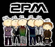 2PM by shirley678