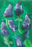 Bluebonnets by Snootle