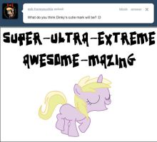 Dink is AWESOME by LuluTiffany
