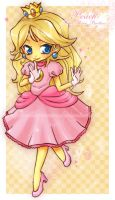 Princess Peach by CplSquee
