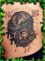 Jesus is Lord by DesignTheSkinYourIn