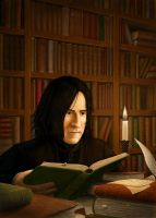 Severus Snape :to Cannira: by Kurotowa