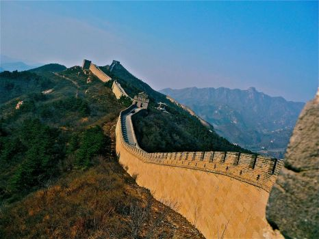 The Great Wall V V2 by hatikvah92