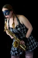 2014-04-26 Blue Sax 06 by skydancer-stock