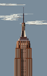 Empire State Building by towedwart