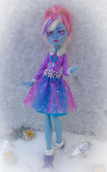 Abbey - Dance the Fright away OOAK by ArminMin