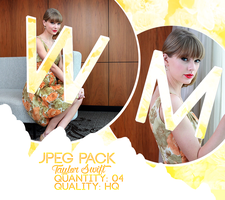 Taylor Swift | JPEG PACK #24 by Whitemonsters