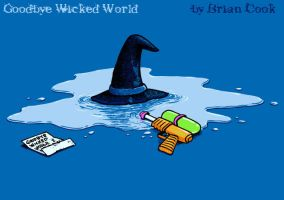 Goodbye Wicked World by Chengui
