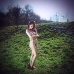 Victoria on Green Grass by psychiatrique