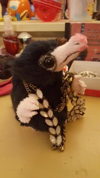 Niffler Plush by Vulpes-Canis