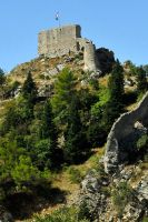 Ruined fortress - Croatia by wildplaces