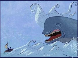 Monstro by Celiarts