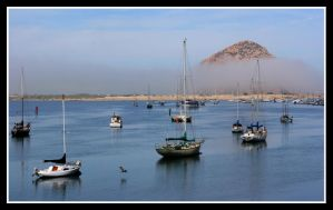 View From Morro Bay by TomasGarcia