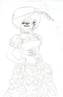 Ash In Dress by Prepare-Your-Bladder