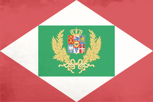 Flag of the Napoleonic Empire of Italy by Lyniv