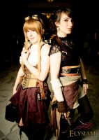 Katsucon Steampunk II by awkward-heart