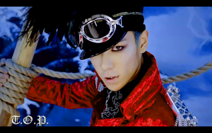 On T.O.P. of Being Fantastic by MikaAlaMode