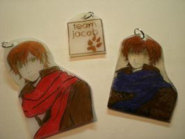 Edward Cullen Shrinky Dinks by rednotes