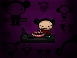 pucca's noodles. by gothic-ballerina