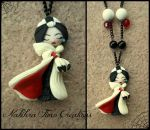 Cruella Disney Villains Designer Collection by Nakihra