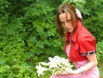 Aerith  Final Fantasy Cosplay3 by Mon-Kishu