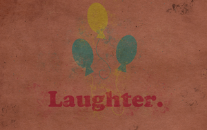 Wallpaper - Worn Laughter by ElectricCoffee