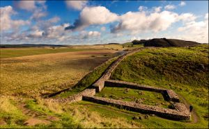 Milecastle 39 by LordLJCornellPhotos
