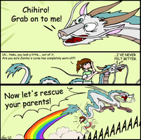 Grab My Meme: Spirited Away by alien-cat