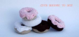 Amigurumi Donuts by Thera18