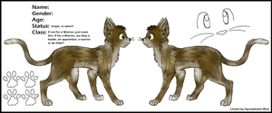 EPICly realistic Ali ref by Speckledleaf