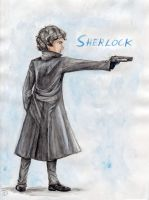Sherlock by Alagvaile