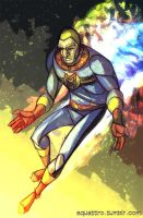 MarvelMan aka MiracleMan by Equattro