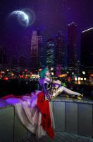Macross Frontier :: Ranka Lee by pingtimeout