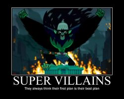 Super Villains by Daggr