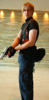 Leon Kennedy at Acen 07 by Forcebewitya