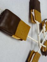 Housemade S'more Pops by hobbitchef