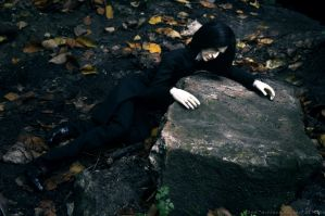 Gravestone by Red-Anchous