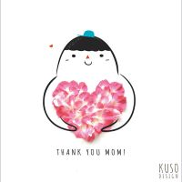 Mother's Day by kusodesign