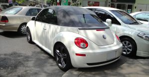 New Beetle Cabrio again by gupa507