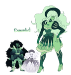 FUSIONS GEMS #3 - The Prince by gigifeh