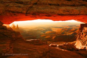Mesa Arch by clanegessel